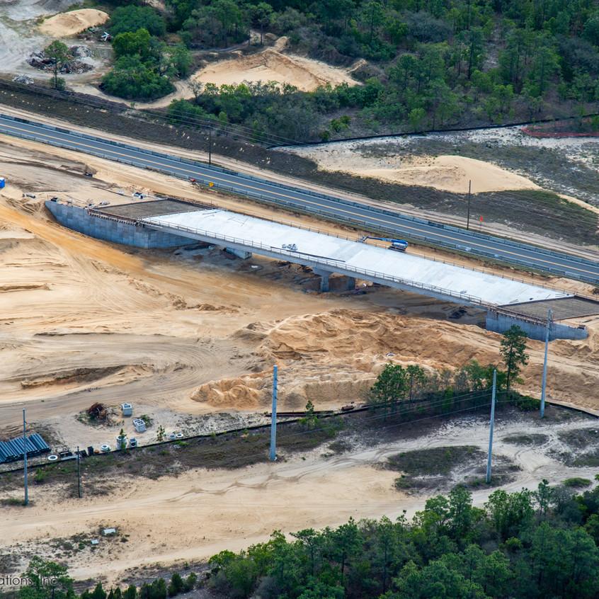 Suncoast 2 - CR 490 Bridge - April 2020