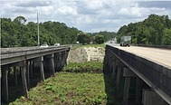 SR 8 from Wilkerson Bluff Road to Yellow River relief bridges