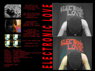 ELECTRONIC LOVE IM FILMCASINO WIEN