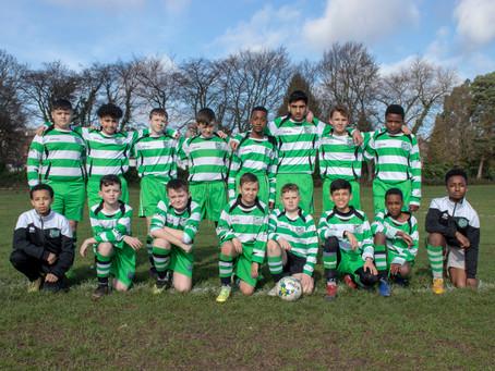 U13's Celtic Vs Solihull Moors