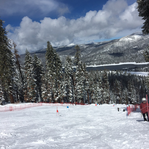 2018-03-17 China Peak Ski Race