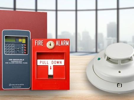 Fire Alarm Testing & Maintenance