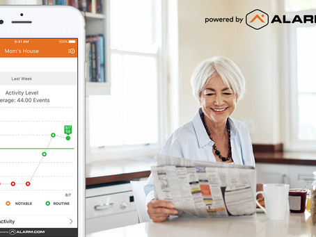 Smart Home Technology helping Caregivers