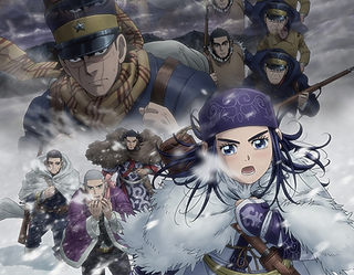 'Golden Kamuy' Season 3 TV anime series premieres Oct 5, new PV has been released