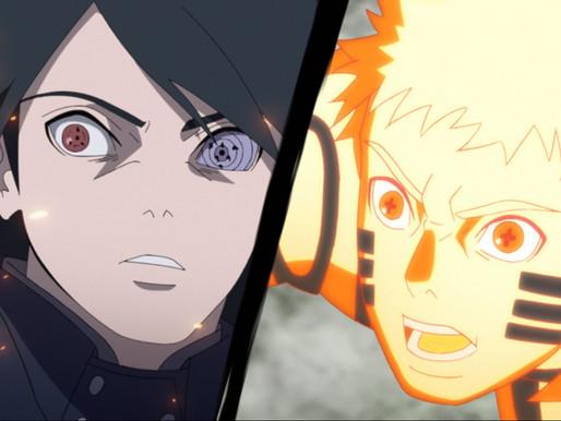 'BORUTO: Naruto Next Generations' TV anime series enters 'Otsutsuki Awakening' chapter in July