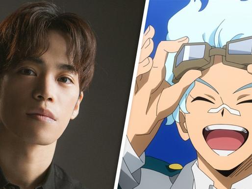Kensho Ono joins My Hero Academia Season 5's voice cast as Shirakumo Oboro