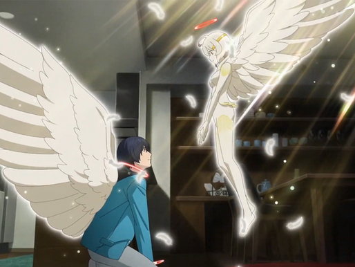 Death Note creators' 'Platinum End' TV anime reveals first trailer, series premieres in Fall 2021