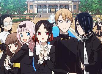 """Kaguya-sama: Love is War!"" Season 3 and OVA have been announced, announcement trailer revealed"