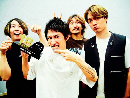 J-rock band 'ONE OK ROCK' reaches 1 billion streams on Spotify, receives special trophy