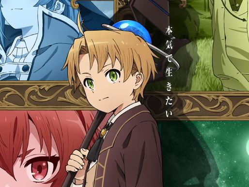 'Mushoku Tensei: Jobless Reincarnation' 2nd Cour TV anime has been postponed to October
