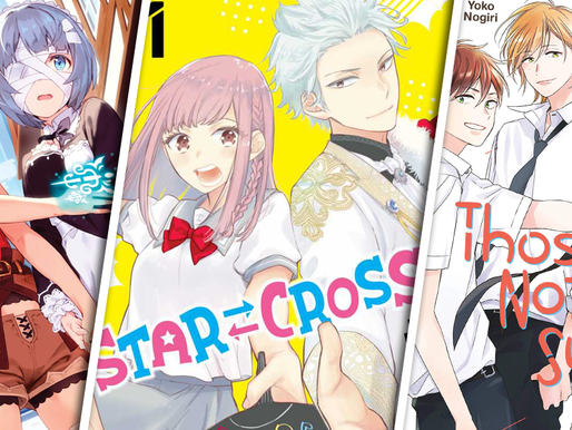 10 New Manga Series You Should be Reading - March 2021 AniRadio+ Digest