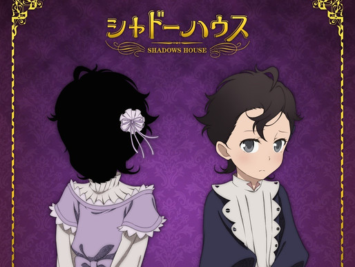 'Shadows House' TV anime series releases character visual for Shirley/Ram, anime premieres in April
