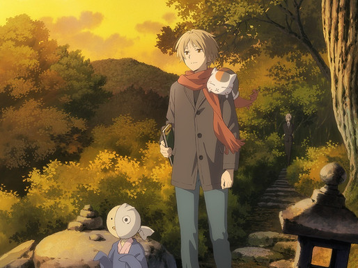 Natsume's Book of Friends: The Waking Rock and the Strange Visitor film DVD/Blu-ray releases May 26