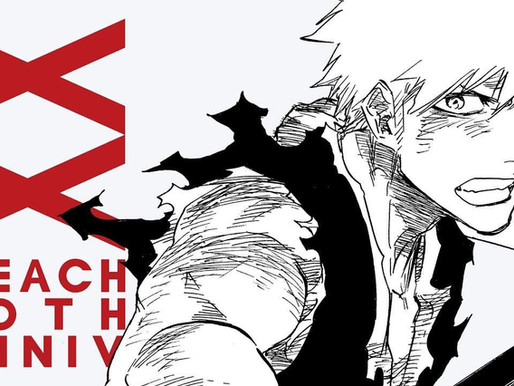 BLEACH manga receives new 73-page special chapter in commemoration of its 20th Anniversary