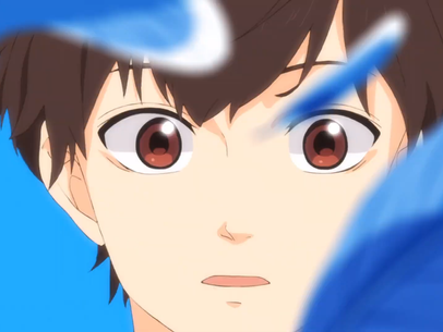 Original sports anime 'Bakuten!!' announces anime film adaptation