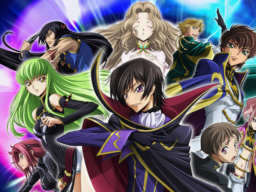 Ani-One Asia YouTube Channel streams 'Code Geass: Lelouch of the Rebellion R2' TV anime series