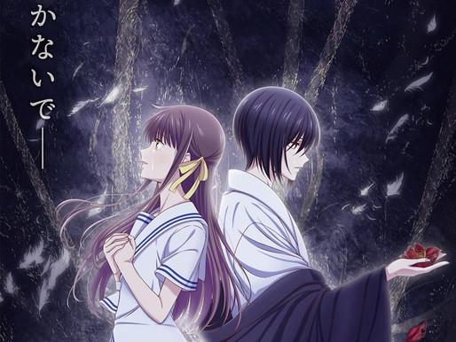 'Fruits Basket Season 3: The Final Season' TV anime series reveals visual and April 2021 premiere