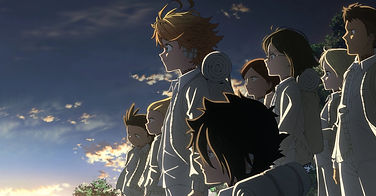 'The Promised Neverland' Season 2 and live-action film new information, and 16-page side-story manga releases October 5