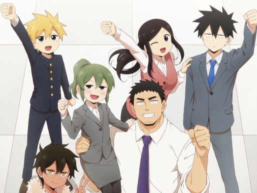 'My Senpai is Annoying' TV anime reveals new visual, additional casts, series airs this October