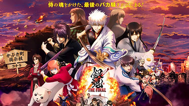 'Gintama: The Final' anime film is receiving a novel series adaptation for January 2021 release