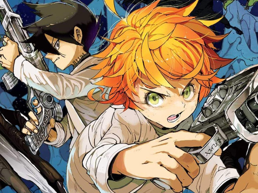 'The Promised Neverland' manga series reaches 26 million copies in circulation worldwide