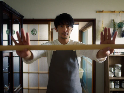 'The Way of the Househusband' anime gets live-action 'extra' short series starring Kenjiro Tsuda