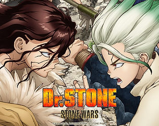 'Dr. Stone S2: Stone Wars' TV anime series 3rd key visual and PV revealed, anime premieres January 14, 2021