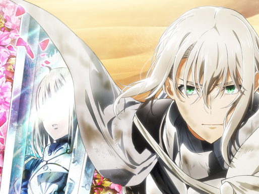 'F/GO THE MOVIE P2 - Divine Realm of the Round Table: Camelot- Paladin; Agateram' delayed to May 15