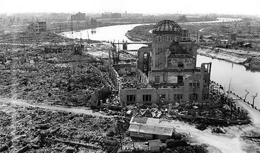 Aug 6: Marks the 75th Anniversary of the Atomic Bombing in Hiroshima