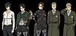 'Attack on Titan: The Final Season' TV anime series releases new character visuals