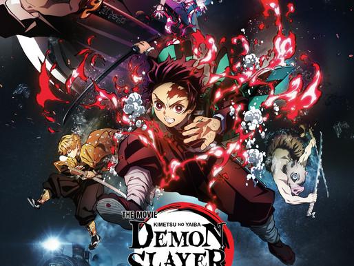 Demon Slayer -Kimetsu no Yaiba- the Movie: Mugen Train to stream for free on iQiyi PH,SEA on June 16