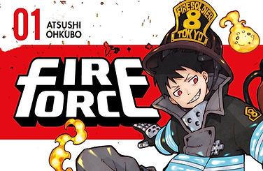 Fire Force manga ends soon, will be Atsushi Ohkubo's final manga