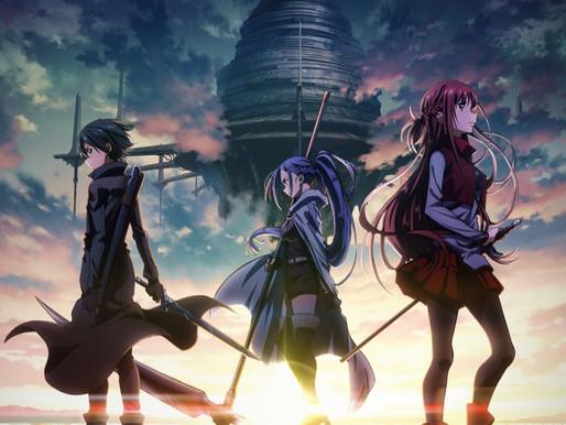 'Sword Art Online the Movie -Progressive-' anime film reveals new visual, opens October 30 in Japan
