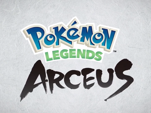 'Pokémon Legends: Arceus' open-world action RPG video game is coming to the Nintendo Switch in 2022