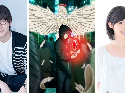 Death Note creators' 'Platinum End' TV anime adds Natsuki Hanae and M.A.O to cast, airs Fall 2021