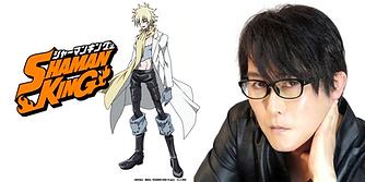 Faust VIII's original voice actor Takehito Koyasu returns to reprise role in Shaman King 2021 reboot