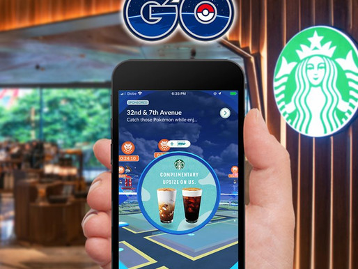 Starbucks Philippines gives 'free beverage upsize' for Pokémon GO app players until March 31