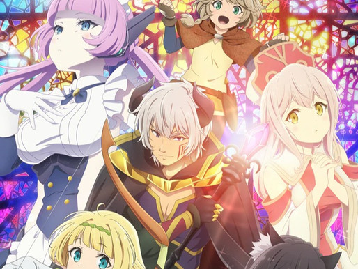 'How NOT to Summon a Demon Lord Ω' Season 2 TV anime reveals new key visual, anime premieres April 8
