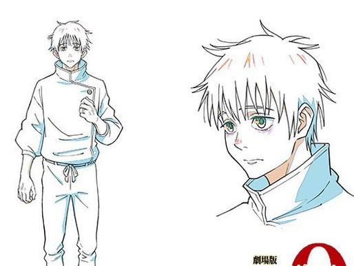 'Jujutsu Kaisen 0' anime film reveals main protagonist Yūta Okkotsu's character design