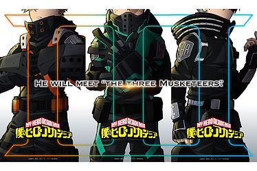 'My Hero Academia' 3rd anime film has been teased