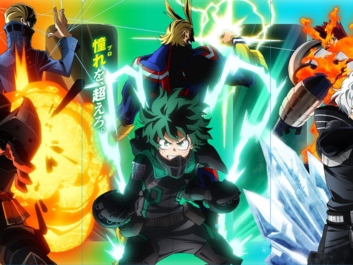 'My Hero Academia the Movie: World Heroes' Mission' anime film reveals new visual, opens August 6