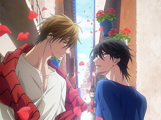 'DAKAICHI-I'm Being Harassed by the Sexiest Man of the Year-THE MOVIE:In Spain' anime film announced