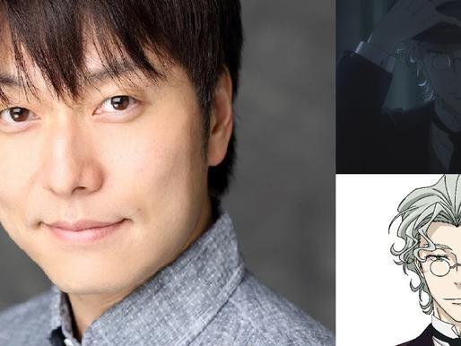 Genshin Impact's Albedo VA 'Kenji Nojima' joins Moriarty the Patriot's cast as Charles Milverton