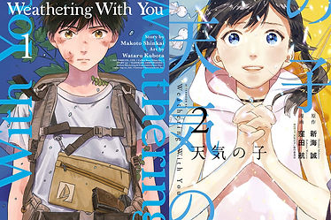 'Weathering With You' manga series adaptation ends in the next issue in August