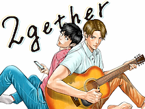 """""""2gether"""" BL Thai novel series is receiving Japanese manga adaptation to be serialized this November"""