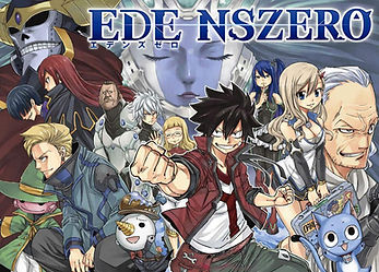 'Edens Zero' manga series is receiving a game adaptation, more information to be announced on Sept. 26