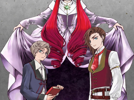 WIT Studio, Netflix and CLAMP collaborate for an anime series based on Grimms' fairy tales