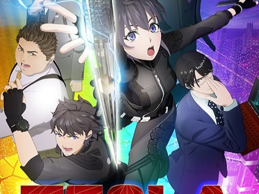 'Tesla Note' TV anime adaptation unveils new key visual, cast members and October debut