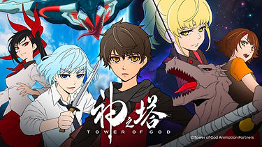 """""""Tower of God"""" TV anime series is now streaming on Netflix Philippines and other selected territories"""