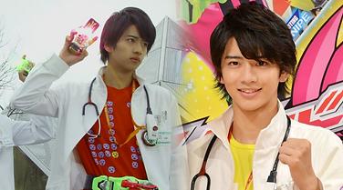 "Kamen Rider Ex-Aid lead actor ""Hiroki Iijima"" tests positive for COVID-19"